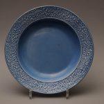 """Тарелка с """"гипюровым орнаментом"""" 1831–1832"""