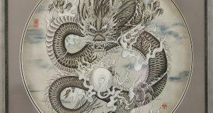 Фестиваль китайской живописи Гунби 2018.