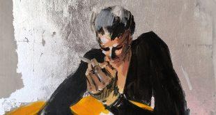 Маруся Борисова-Севастьянова. Человек читающий. Homo Lectio.