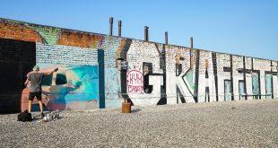 Части Стен 2. Фото-альманах и выставка российского уличного искусства.