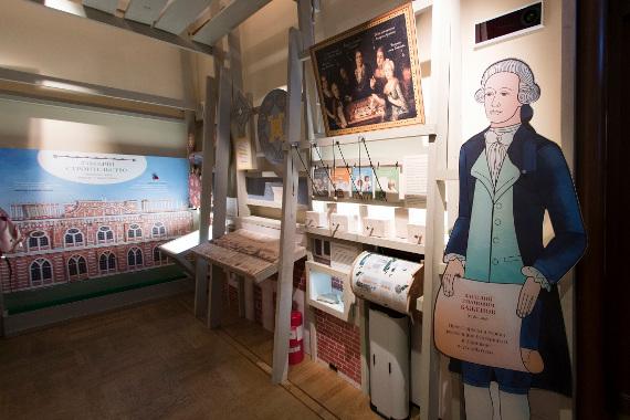 Детский музей в «Царицыне».