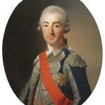 """А. Рослин """"Портрет К.Ж. де Бопоя, графа Сен-Олер"""" 1781"""