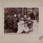 """Федор Орлов """"Император Александр III с семьей в Ливадии"""" Ялта, 1893"""