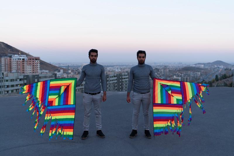 """Шива Хадеми, Иран """"Близнецы"""""""