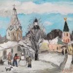 Вера Ельницкая