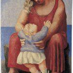 """Пабло Пикассо """"Мать и дитя"""" 1921"""
