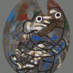 """Олег Ланг """"Руки скрещены"""" 2005"""