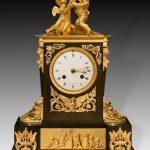 """Часы """"Играющие путти"""", Франция 1798-1799"""