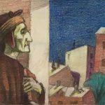 """Виктор Пивоваров """"Всю ночь напролет стояли мы на крышах… Из альбома """"Флоренция"""" 2005—2010"""