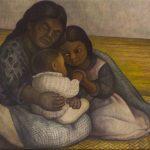 """Диего Ривера """"Семья"""" 1934"""