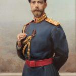 """Г.М. Манизер """"Портрет императора Николая II"""" 1905"""