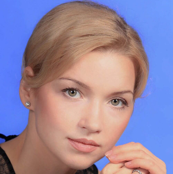 Прима-балерина Наталья Сомова в Театральном музее.