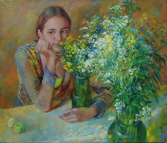 Любовь Белых «Пятнадцатое лето» 2011