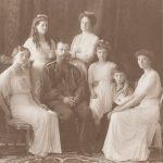 """Ателье """"Боассонна и Эгглер"""" """"Император Николай II с семьей"""" Санкт-Петербург, 1913"""