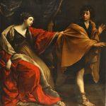 """Гвидо Рени """"Иосиф и жена Пентефрия"""" Около 1626"""
