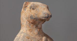 Стражи времени. Керамическая скульптура Древнего Китая.