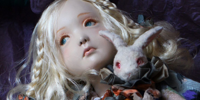 IX Московская международная выставка «Искусство куклы».