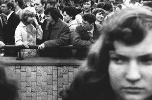 Родное Ретро. 1962 – 2002. Московская сага фотографа Михаила Дашевского.