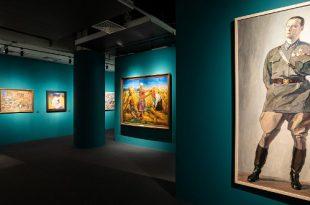 Главные герои. Избранные произведения из коллекции Самарского художественного музея.