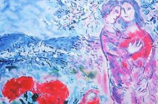 Женщина и цветы. От Марка Шагала до современных художников. Живопись из частных и авторских коллекций.