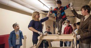 «Москва глазами инженера» запускает детские мастер-классы.