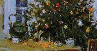 Рождественская выставка.