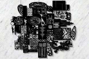 """Выставка """"Лекало архитектора"""". Государственный музей архитектуры имени А.В. Щусева."""