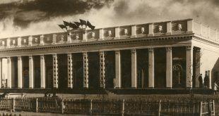 Сверхзадача – Выжить. Выставка к 75-летию основания Воркутинского музыкально-драматического театра.