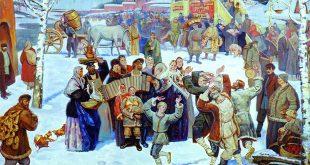 Выставка авторской открытки «Новогоднее настроение».