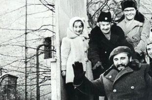 100 лет газете Московская правда. Вековой фотопортрет столицы.