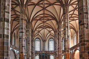 Цикл лекций «Архитектура протестантских церквей Германии эпохи Ренессанса и Барокко».