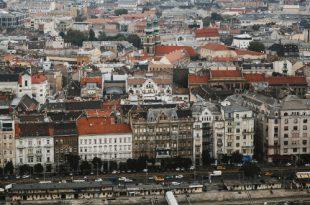 Конец лета в Будапеште. Границы города.
