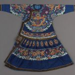 Парадное одеяние императора – халат чаопао