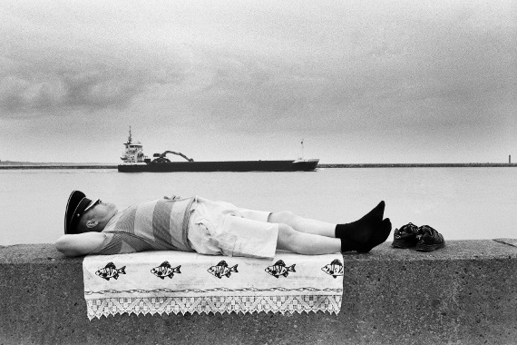 Борис Регистер «Запах морских снов» г. Балтийск 2016 © Собрание МАММ