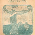 "А. Якименко ""Обложка журнала ""Весы"" 1905, № 7"