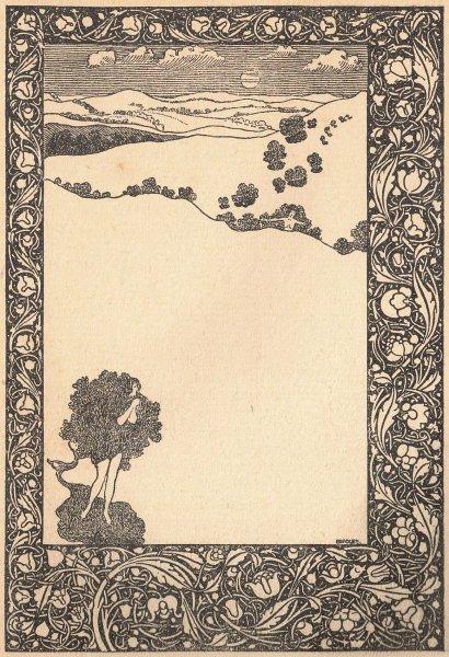 "У. Брэдли ""Рисунок из книги ""Fringilla"". 1907, № 2, с. 27"