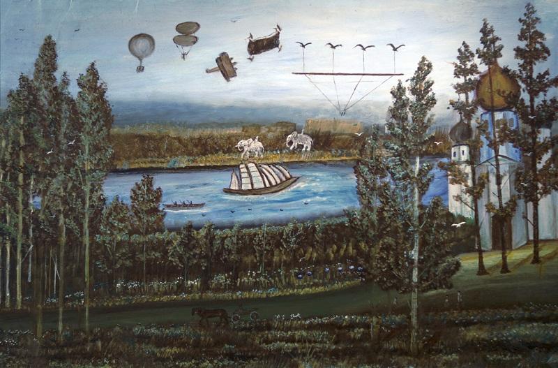 """Павел Леонов """"Русские путешественники в Африке"""" Начало 1970-х"""