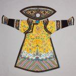 Парадное одеяние императрицы – халат чаопао