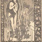 "У. Брэдли ""Рисунок из книги ""Fringilla"". 1907, № 2, с. 43"