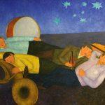 """Андрей Карпов """"Ночь"""" 2006"""