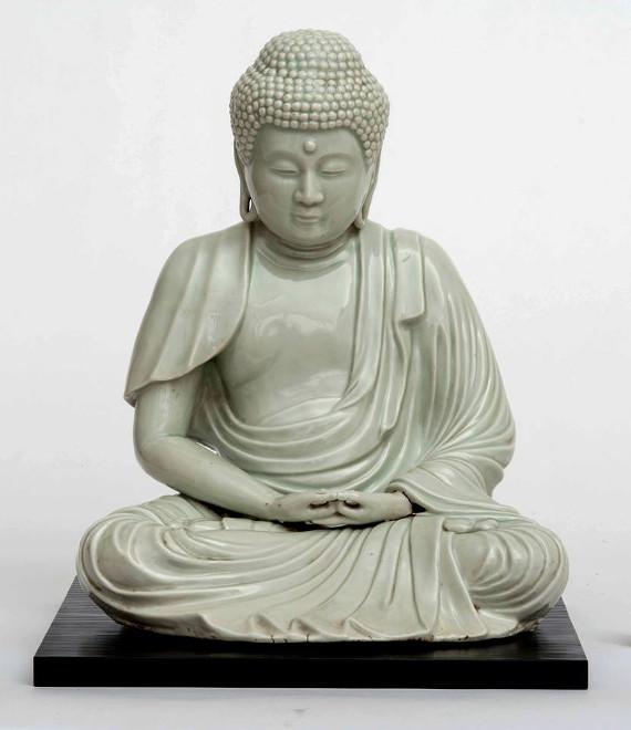 """Лекция """"С образом Будды в сердце"""". Государственный Музей Востока."""