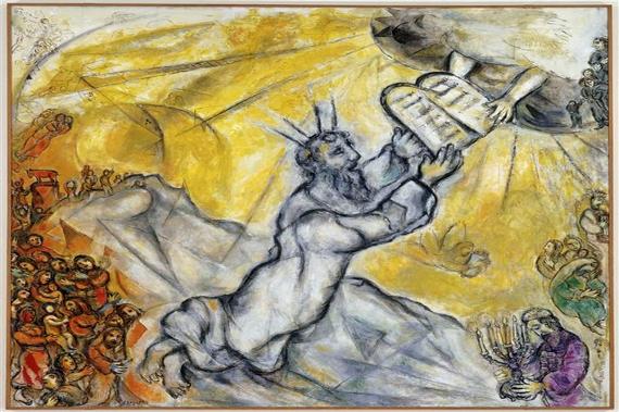 """Экскурсия по музею """"Марк Шагал. Есть ли искусство после Освенцима?"""". Еврейский музей и центр толерантности."""