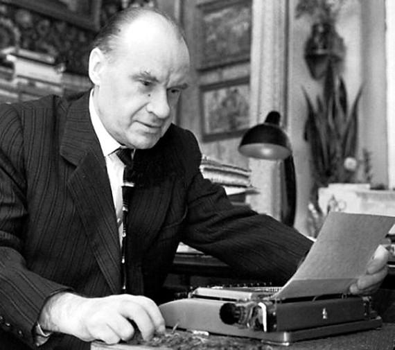 Писатель Николай Носов