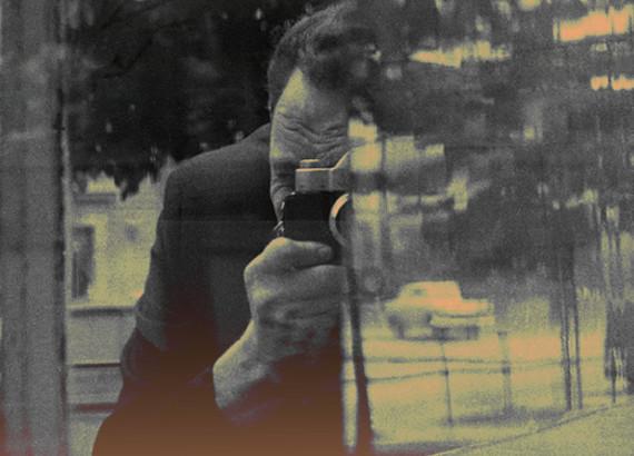 Открытое интервью с фотографом Михаилом Дашевским. Музей Москвы.