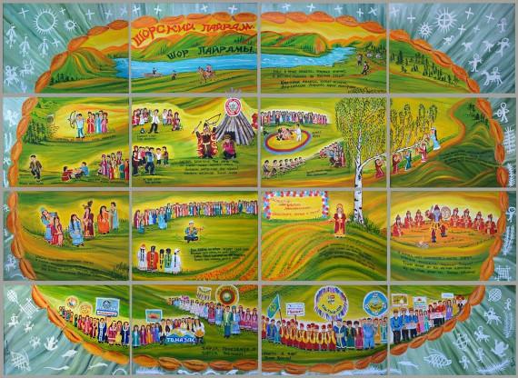 Выставка «Мир художников ЗНУИ. Годы творчества – 85». Галерея-мастерская «Выхино».
