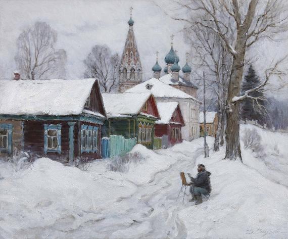 Дмитрий Слепушкин «В русской провинции. Нерехта» 2012