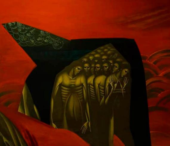 """Выставка """"После Иконы"""". Храм Христа Спасителя - Зал Церковных Соборов."""
