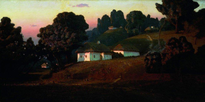 Куинджи Архип Иванович – Галерея произведений (63 изображения).