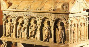 Лекция Юлии Матвеевой «Символ раковины в раннехристианском искусстве».