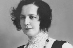 Ольга Александровна Бари-Айзенман (1879-1954).